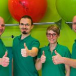 Das Team der Physiotherapie Rocco Mattiß in Wildau