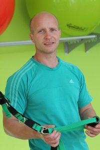 Kursleiter Sven Mattiß